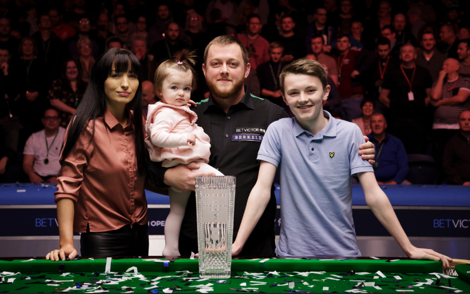 Mark Allen Campeón Scottish Open 2018