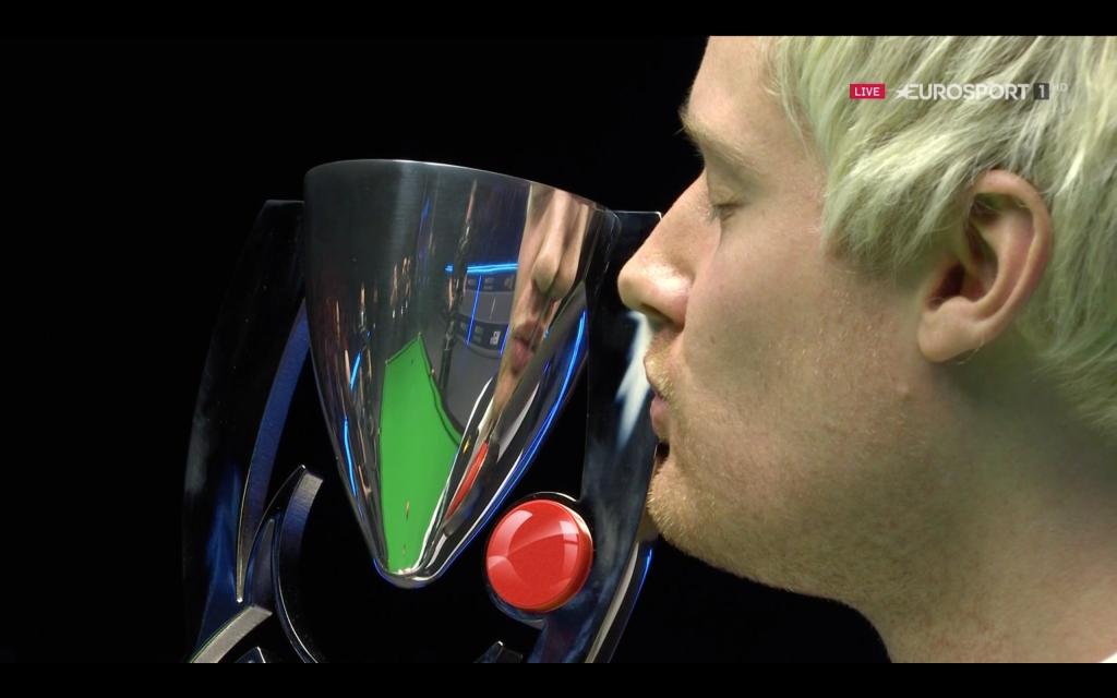Neil Robertson Campeón European Masters 2020