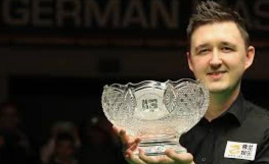 凯伦·威尔逊·坎普(Kyren WilsonCampeón)德国大师赛 2019