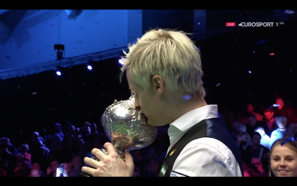NEIL ROBERTSON CAMPEÓN WORLD GRAND PRIX 2020
