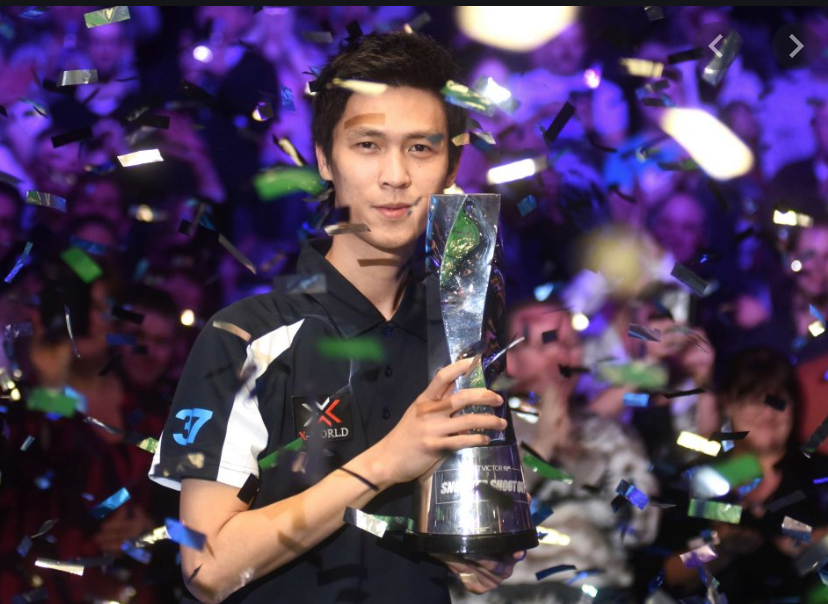 Thepchaiya Un-Nooh Campeón Shoot Out 2019